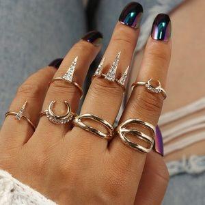 Rings Set ✨